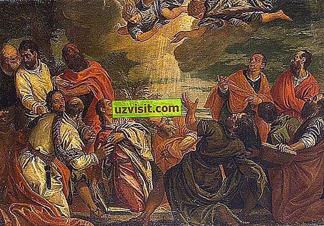 Пентекост - религиозни