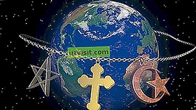 Монотеизам - религиозни