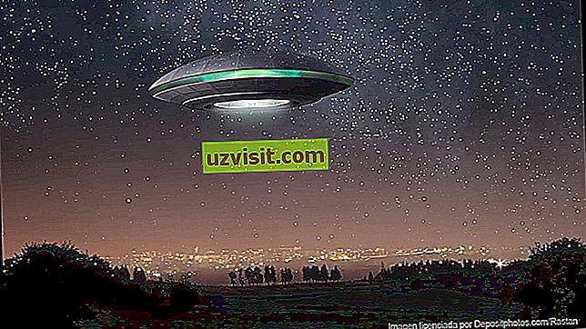 UFO - akronymer