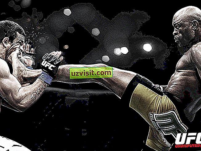 UFC - kratice
