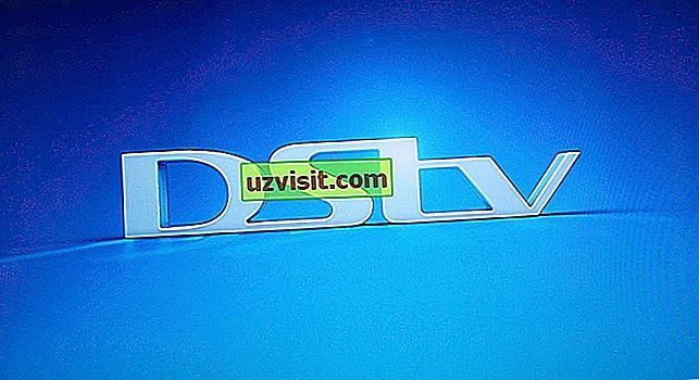 DSTV - akronīmi