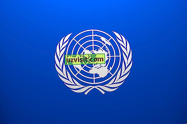 les acronymes - UN