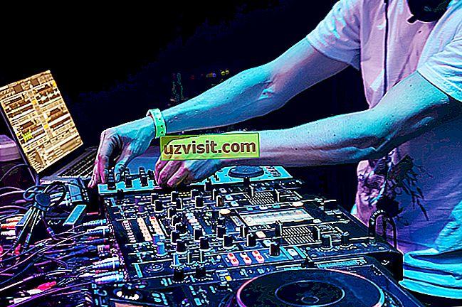 kratice - DJ