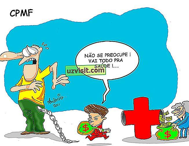 акроними - CPMF