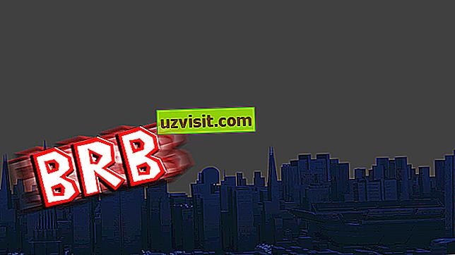 akronüümid: BRB