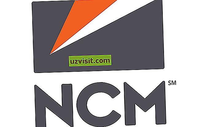 NCM - akronymer