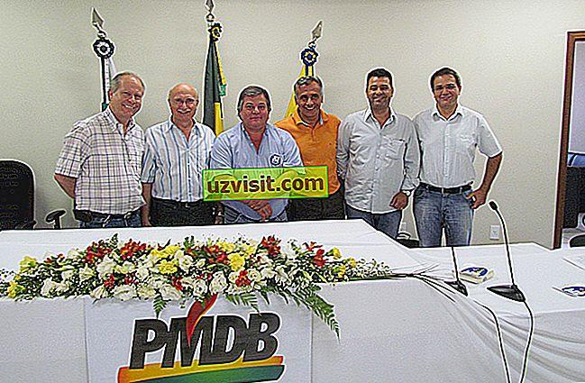 PMDB - akronymer