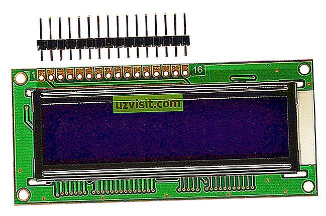 LCD - akronīmi