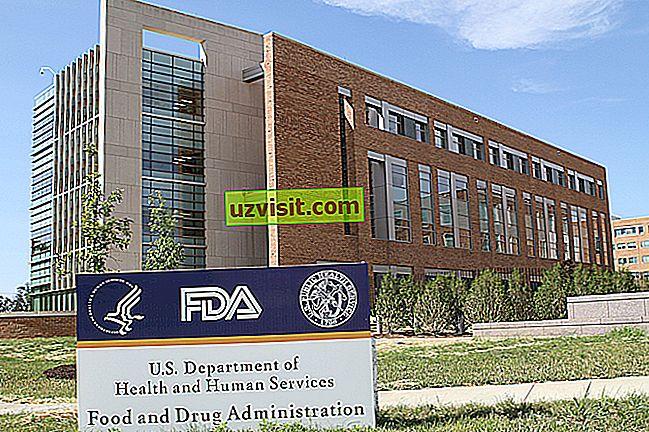 akronymer: FDA