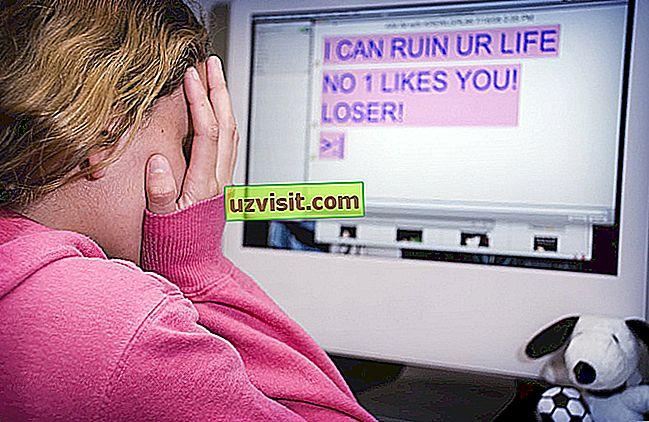 Bắt nạt trên mạng - công nghệ