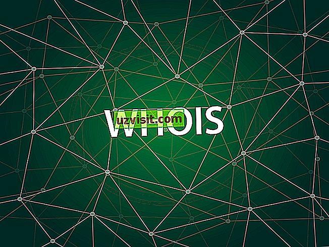 WHOIS - la technologie