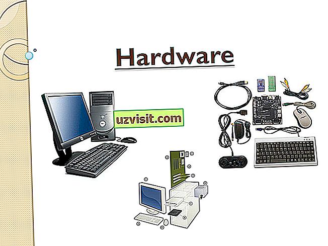 hardware - tecnologia