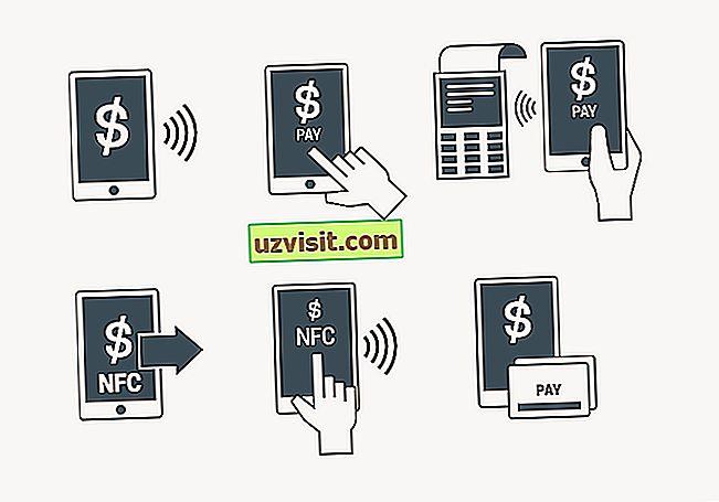 tehnoloģijas - NFC
