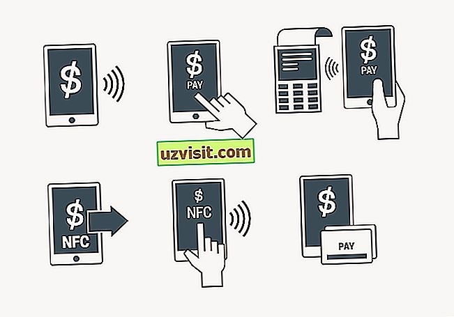 NFC - teknologi